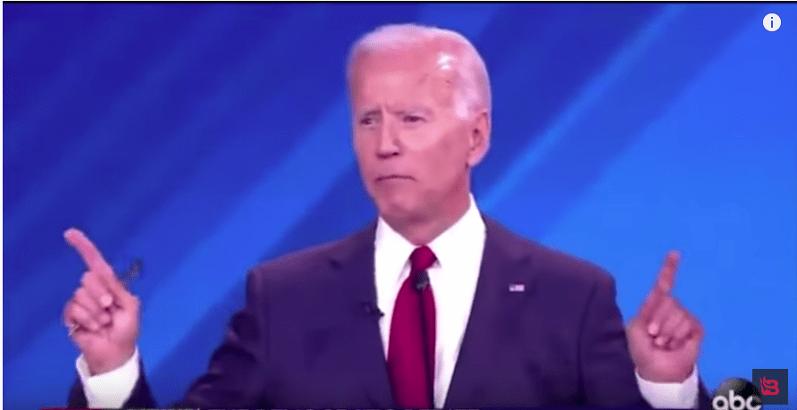 Video: Ouch moments from Dem debate
