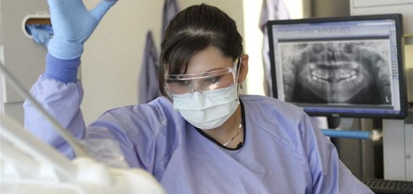 Dental therapist offer remedy for oral care shortage