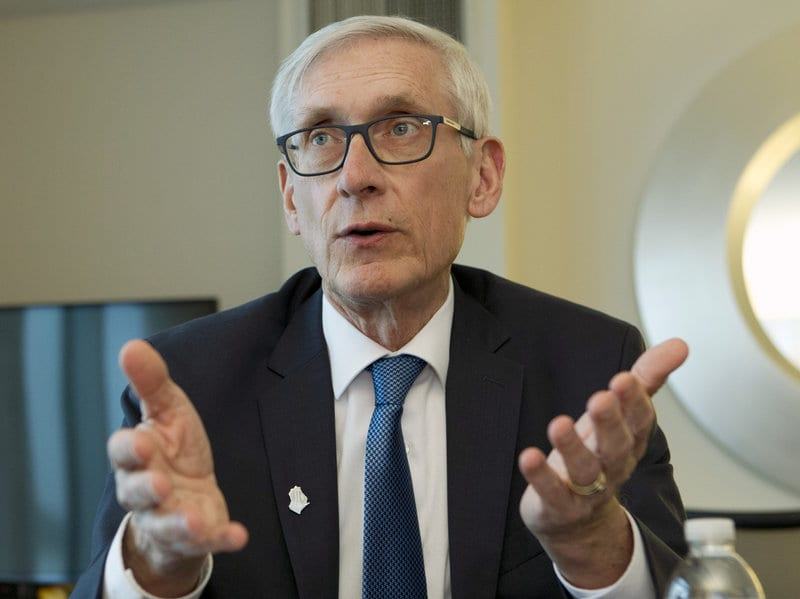 Leave it to Evers: Tony's sticking to his guns control