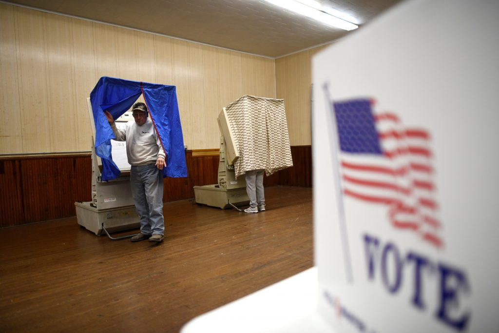 Dems pass voter fraud advancement bill