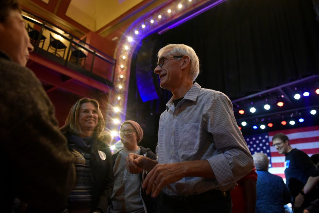 Leave it to Evers: 'Transparent' Tony sued again on open records complaint