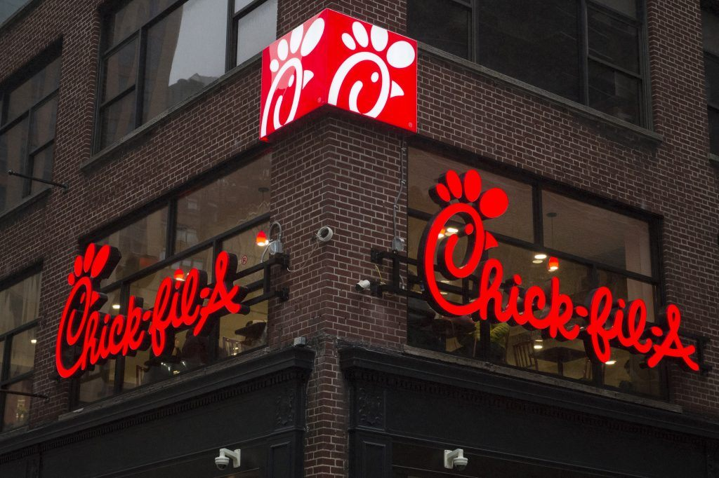 All Woke Up:  Taxpayers pay for city's hate for Chick-fil-A
