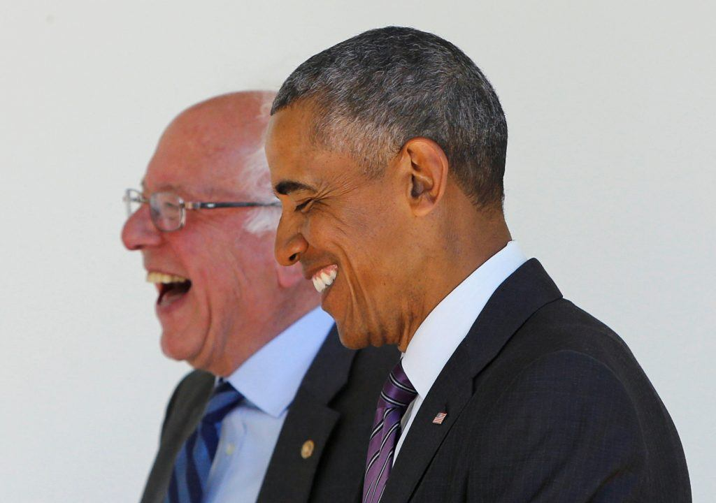 Payne: Bernie is the 'logical outcome' of Obama