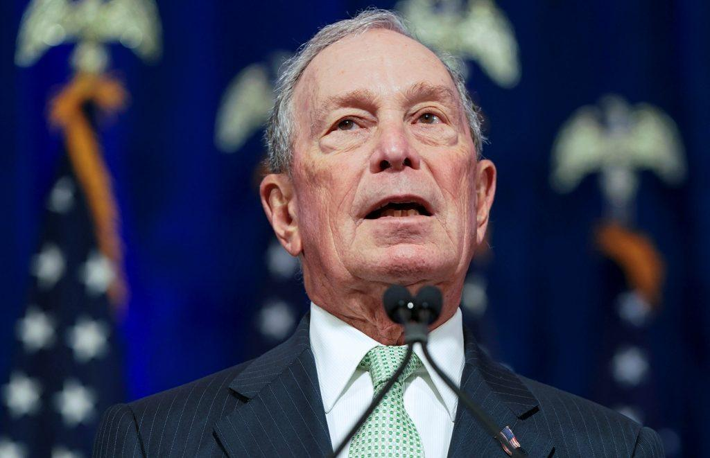 Bloomberg: Taxing poor people is a good thing