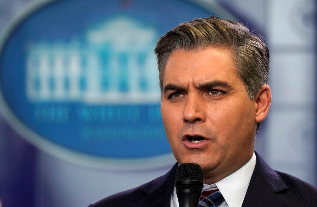 Tool of the Week: CNN attention prostitute Jim Acosta