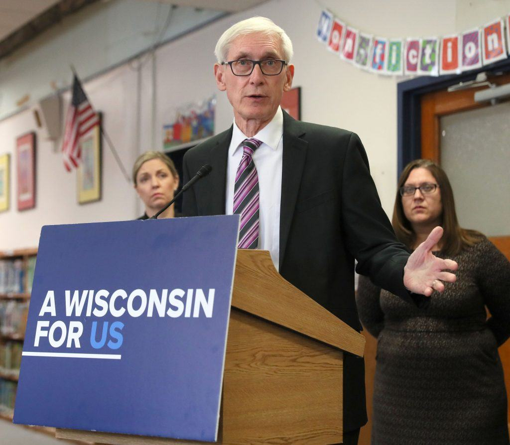 Evers' coronavirus spending plan is Christmas for liberals