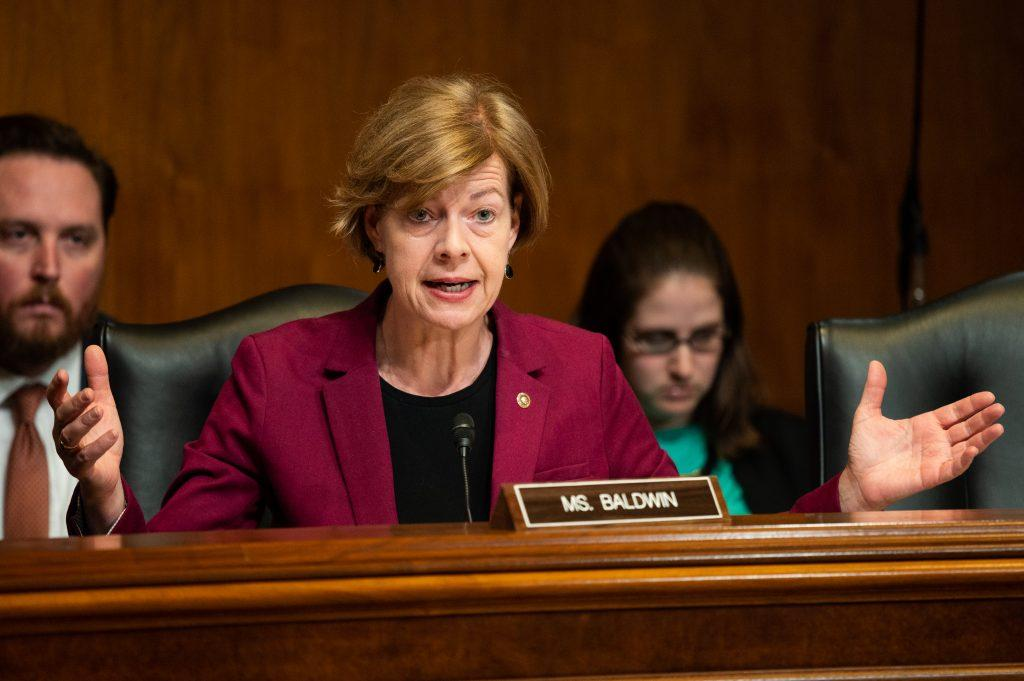 Tammy Baldwin: I believe Joe
