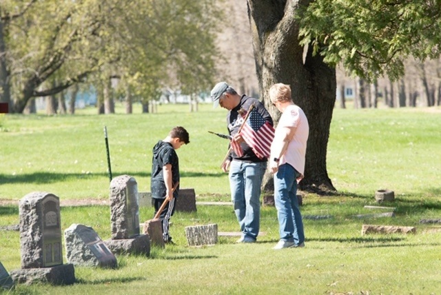 Lockdowns won't stop Memorial Day