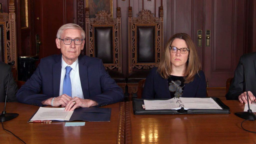 BREAKING: Evers' DHS outing businesses with COVID cases