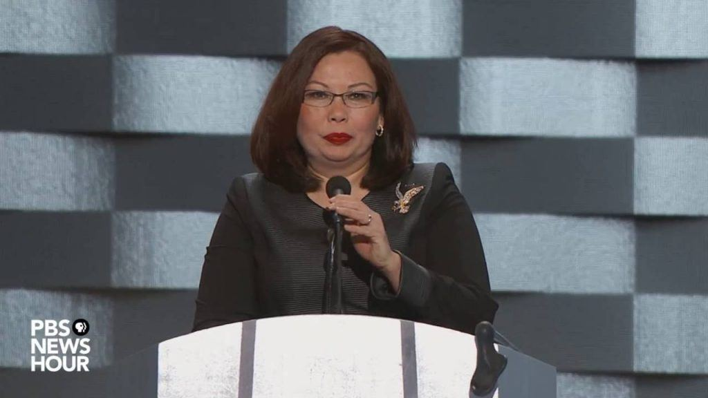 Hey, Tammy Duckworth: Are the Founders 'Dead traitors'?