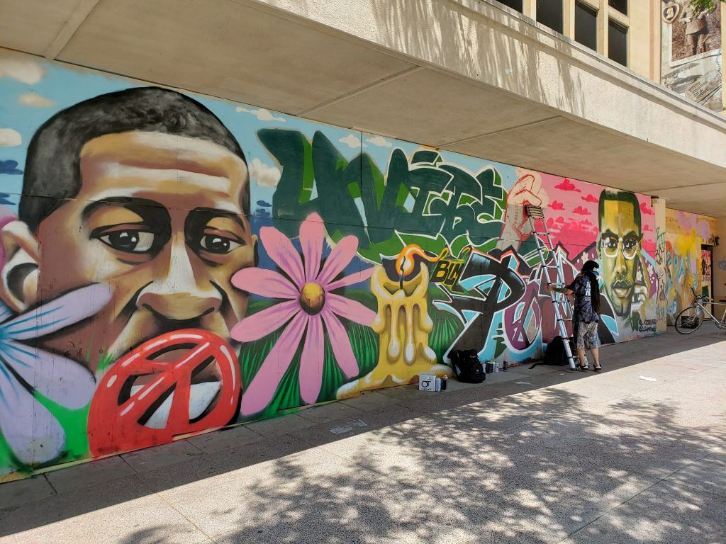 Taxpayer bill: $39,000 for State Street murals