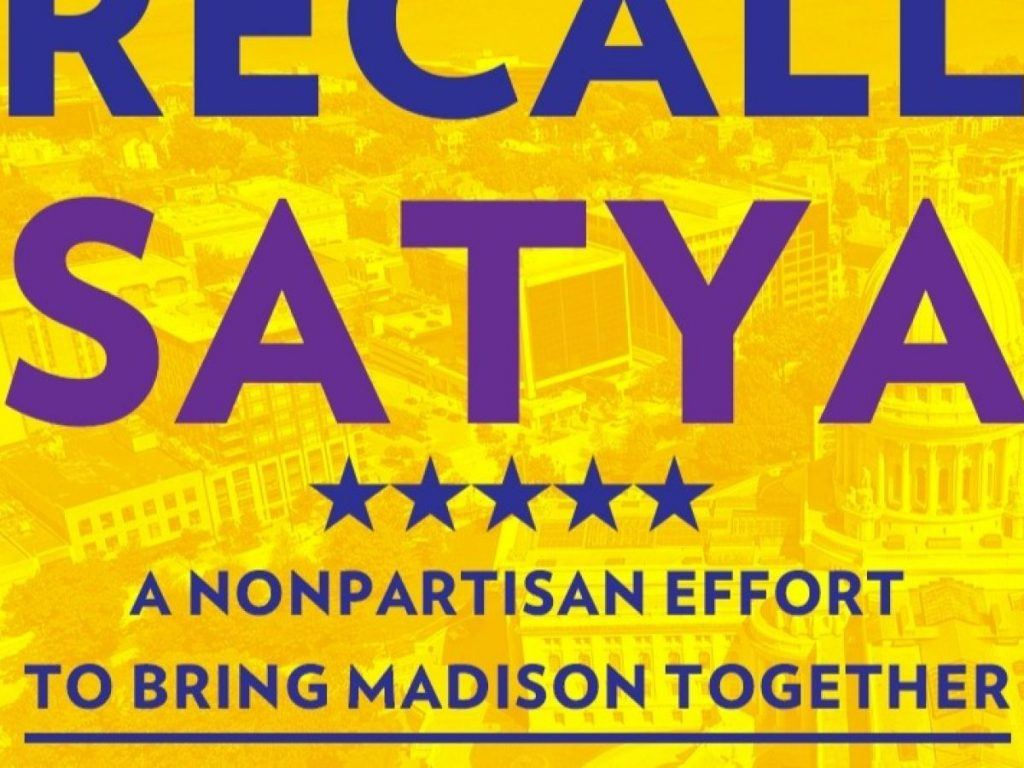 Recall Satya campaign about 'halfway home'