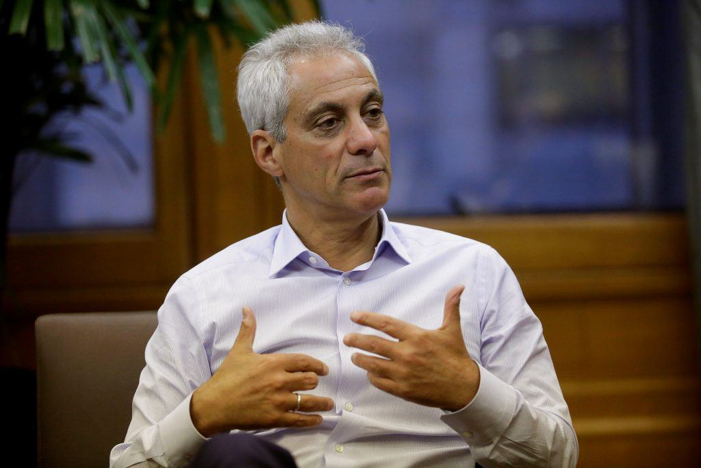 Obama's pal Rahm criticizes Trump impeachment talk