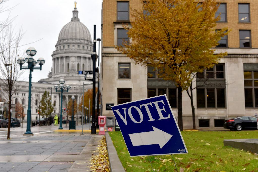 Wisconsin Dems suppressing Green Party voters