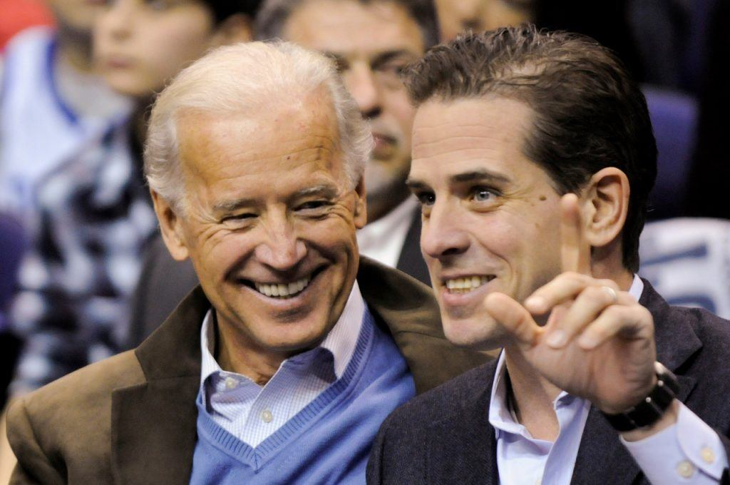 Biden's stink of corruption