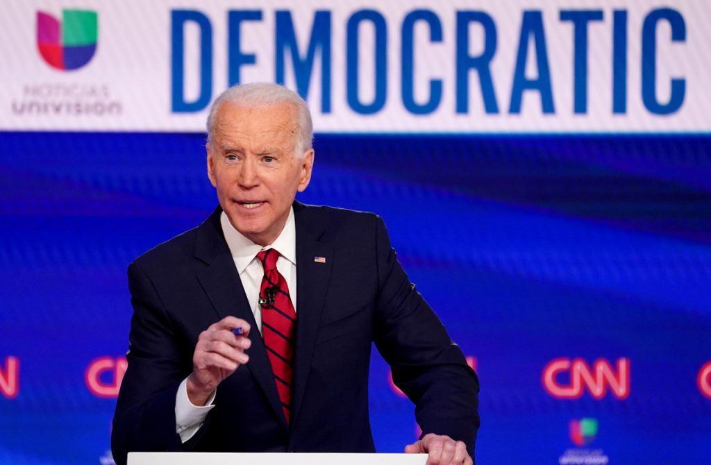 Biden's stagnation plan