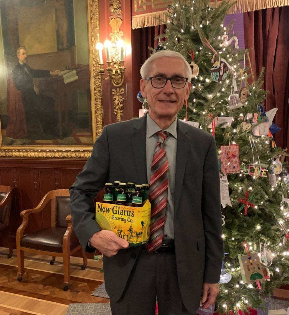 Leave it to Evers: No Capitol 'holiday' tree