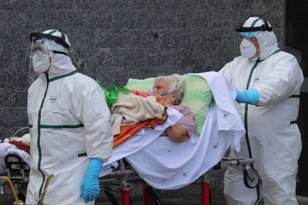 Crueler than COVID: Forcing the sick and elderly to die alone
