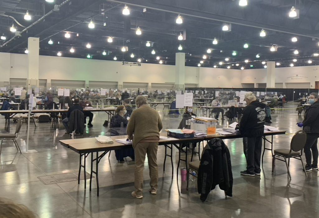 'Very tense' recount marred by 'bullying' elections officials