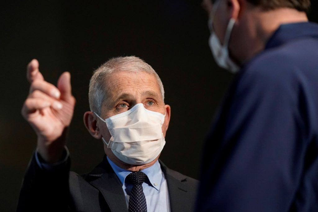 A brief history of Anthony Fauci failing up