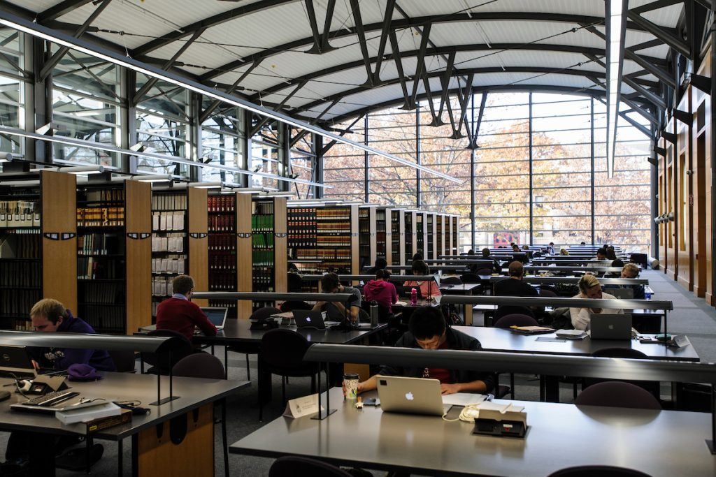 All Woke Up: Libraries are racist