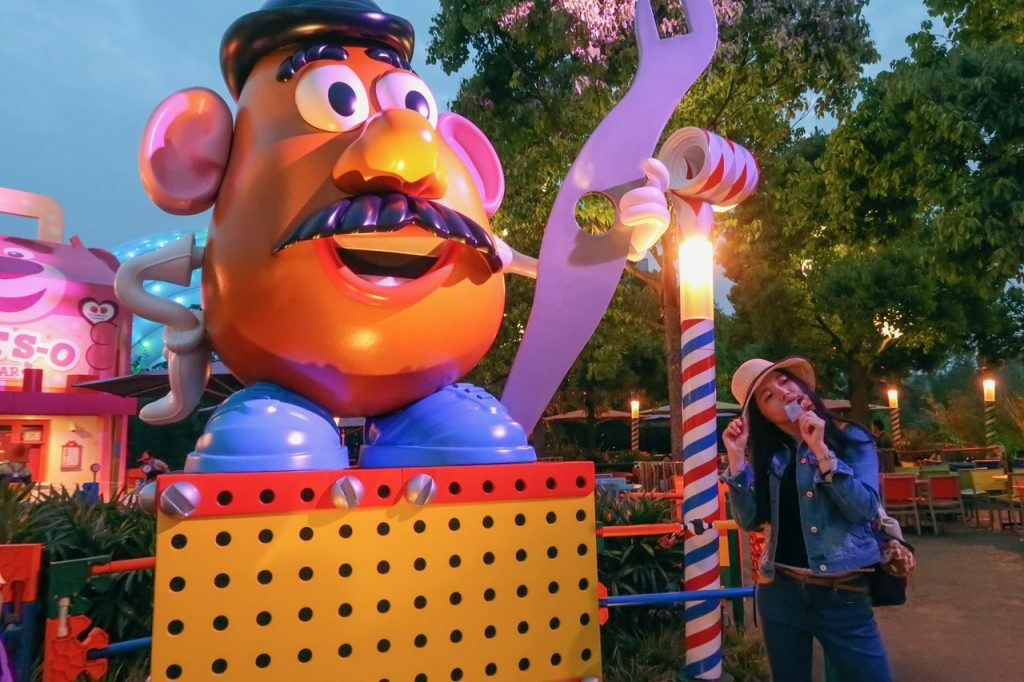 All Woke Up: Mr. Potato Head goes gender-neutral