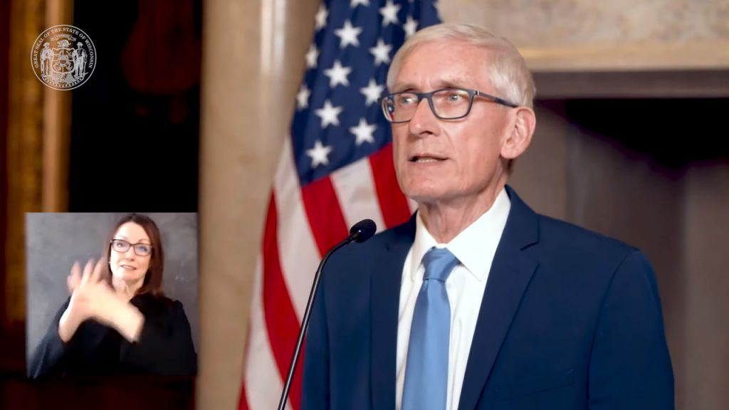 Leave it to Evers: Biden trumps Tony