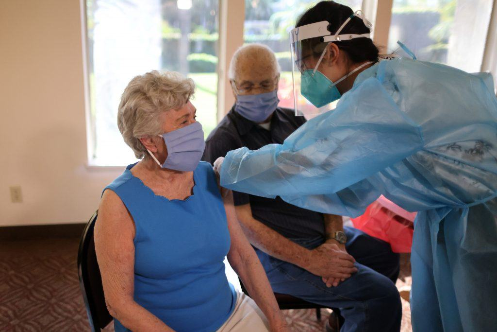 U.S. Reps to Evers: Why are assisted living residents still waiting for COVID vaccine?