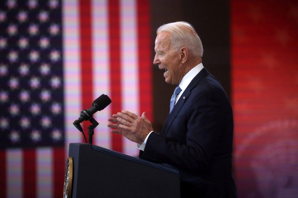 Biden's pathetic attempt to rig the rules