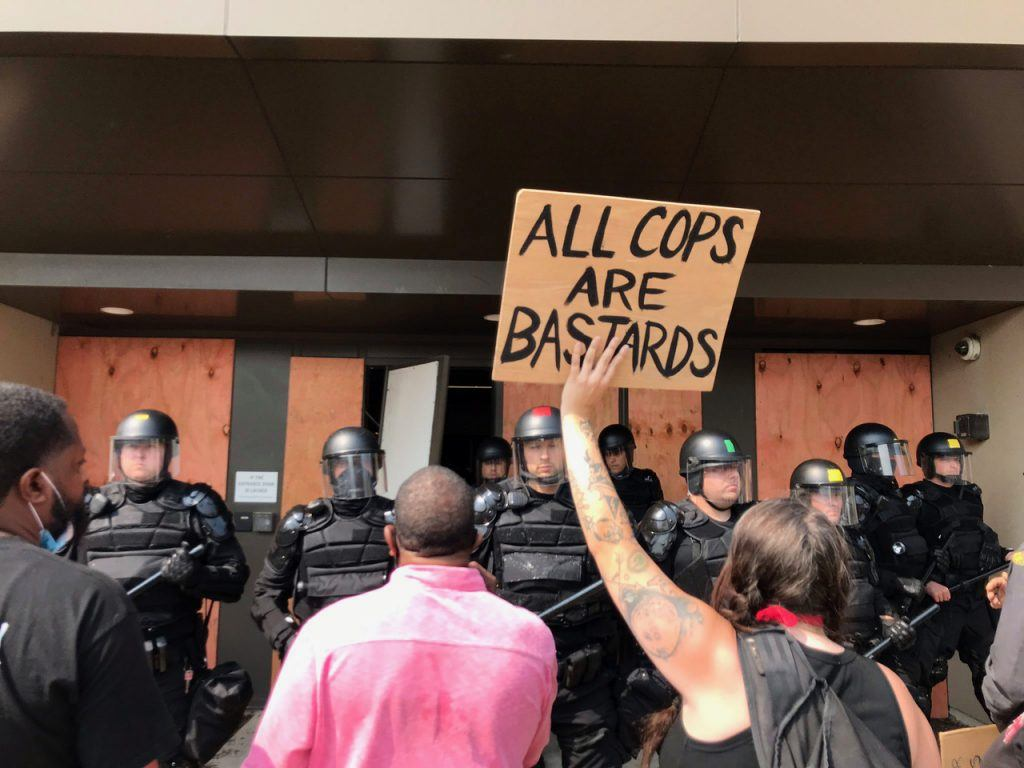 All Woke Up: College offers Abolish Police course
