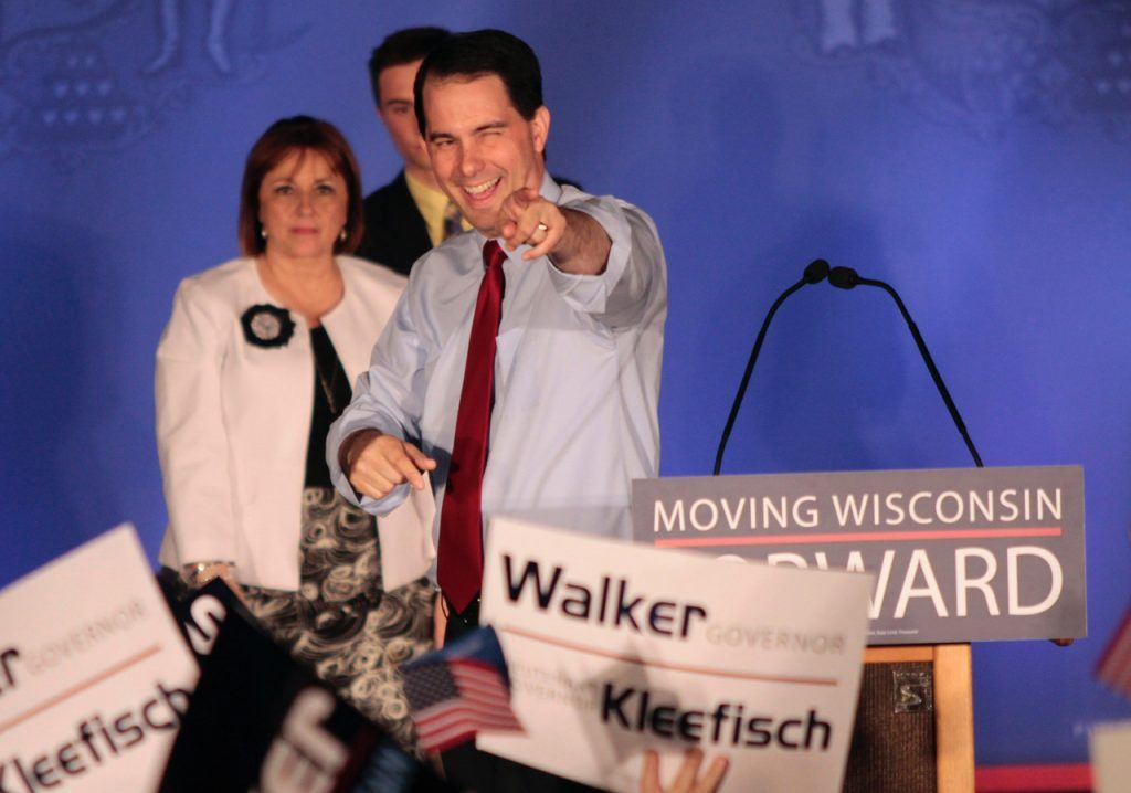Total Recall: Newsom in trouble on many fronts, Walker says