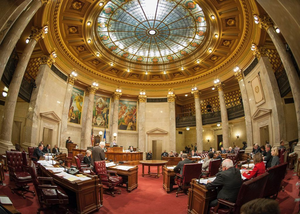 Senate takes up Evers' controversial cabinet nominees